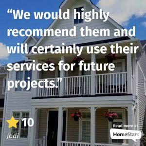 James Hardie Homestar review