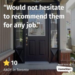 Aluminum Capping Homestar review
