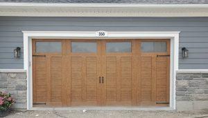 Royal Celect Garage trim